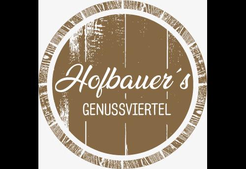 Hofbauers Genussviertel LOGO