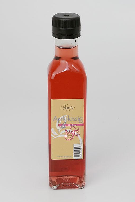 Produktbild Apfel-Himbeeressig 0,25Ltr von Schurms Obsthof