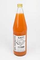 Apfel-Karottensaft
