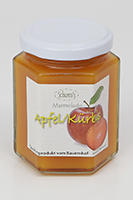 Apfel-Kürbismarmelade 200g