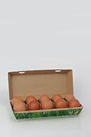 Produktbild Eier aus Freilandhaltung - Gr. L von Leitner Ei