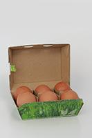 Produktbild Eier aus Freilandhaltung - Gr. M von Leitner Ei