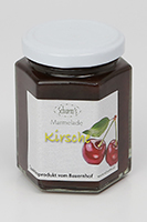 Kirschenmarmelade 200g