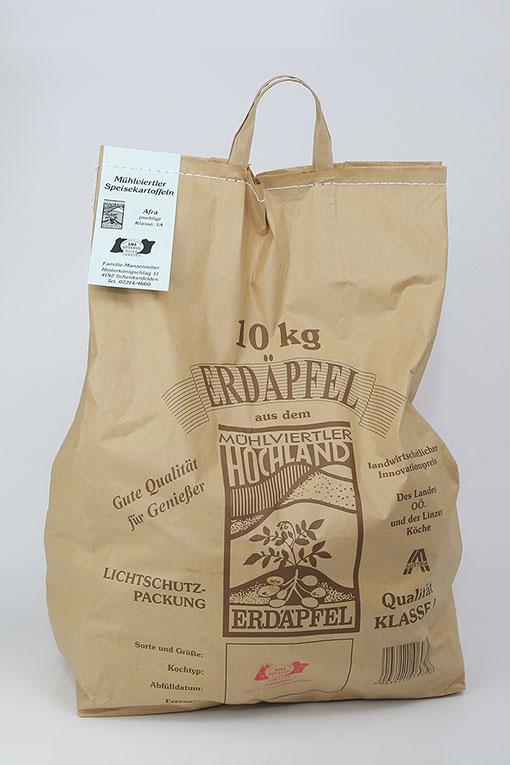 Produktbild Speisekartoffel 10 kg mehlig kochend von Manzenreiter-Hofbauer