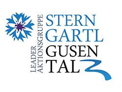 Logo Sterngartl Gustental Leader